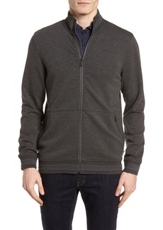 Ted Baker London Collie Jersey Zip Jacket