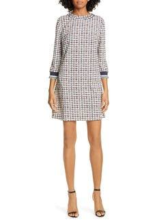 29f4e47cc910 Ted Baker London Colour by Numbers Karleen Triangle Print Shift Dress