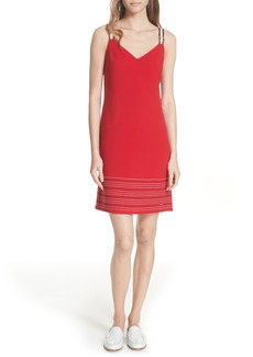 Ted Baker London Colour by Numbers Lanchal A-Line dress