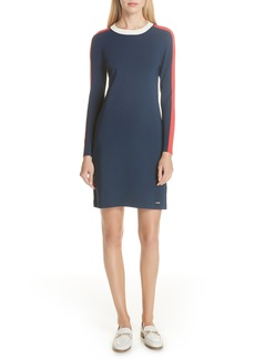 Ted Baker London Colour by Numbers Stripe Knit Dress