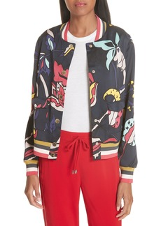Ted Baker London Colour by Numbers Yavis Bomber Jacket