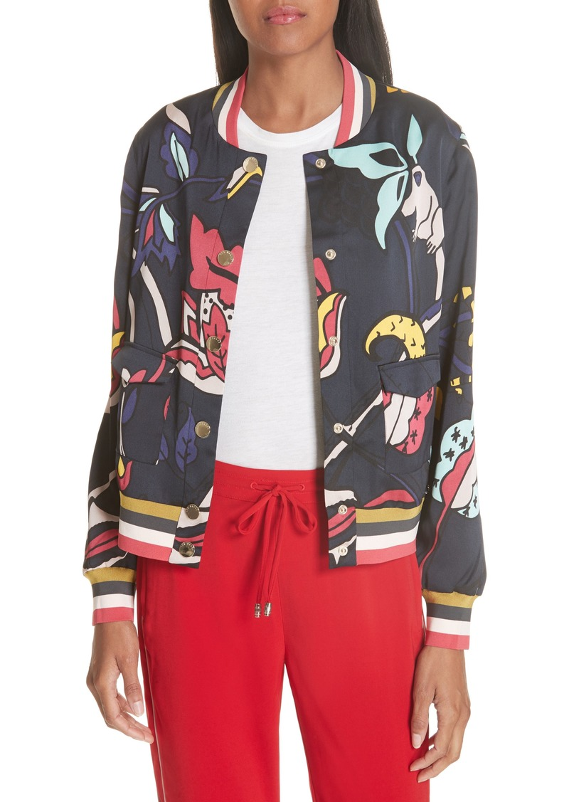 4368aebae Ted Baker Ted Baker London Colour by Numbers Yavis Bomber Jacket ...