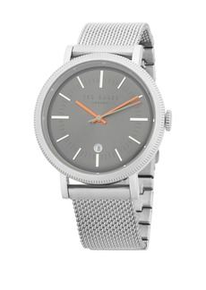 Ted Baker Connor Stainless Steel Analog Watch