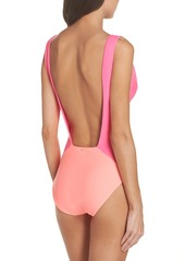 c64d3fc65 Ted Baker Ted Baker London Contrast One-Piece Swimsuit