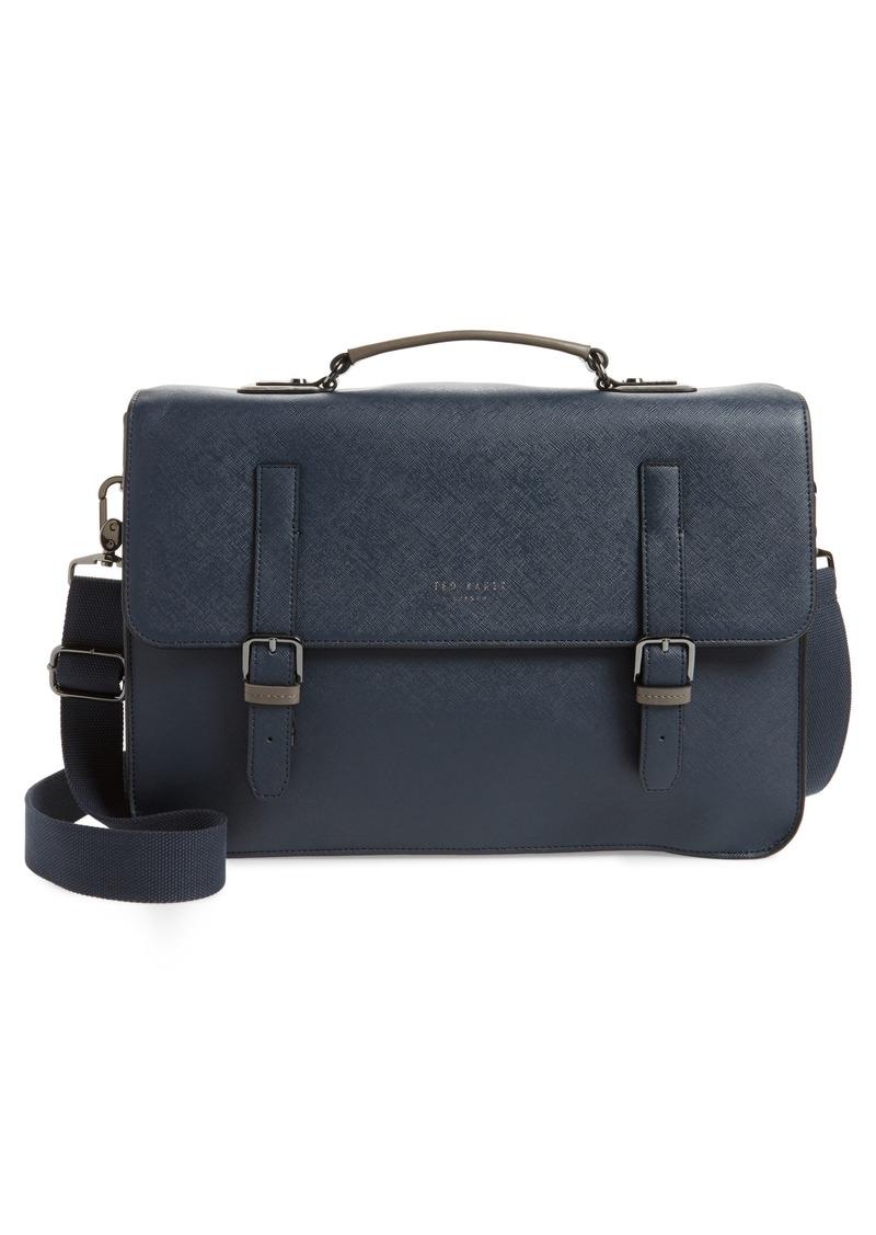 Ted Baker London Country Crossgrain Messenger Bag