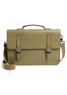 Ted Baker London Country Crossgrain Messenger Bag
