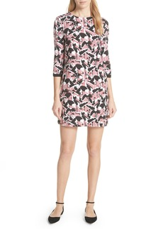 Ted Baker London Colour by Numbers Crane Shift Dress