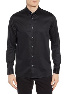 Ted Baker London Crazee Slim Fit Stretch Sport Shirt
