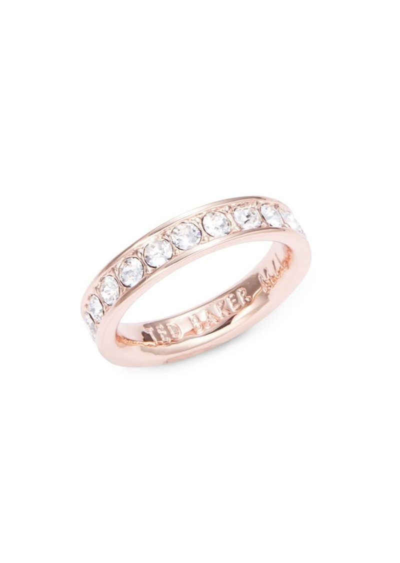 76c44259 Ted Baker Ted Baker London Crystal Pave Ring   Jewelry