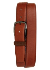 Ted Baker London Cubes Leather Belt