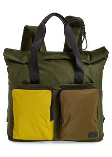 Ted Baker London Daintre Nylon Satin Backpack