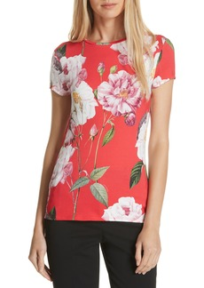 Ted Baker London Daleyza Iguazu Fitted Tee