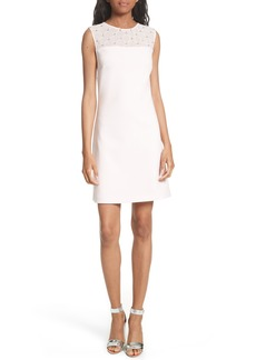 Ted Baker London Danyel Embellished Shift Dress