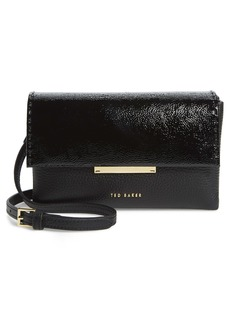 Ted Baker London Daphne Leather Crossbody Bag