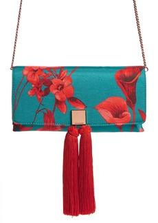 Ted Baker London Darlee Fantasia Tassel Bag