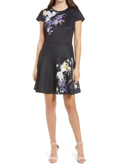 Ted Baker London Decadence Skater Dress
