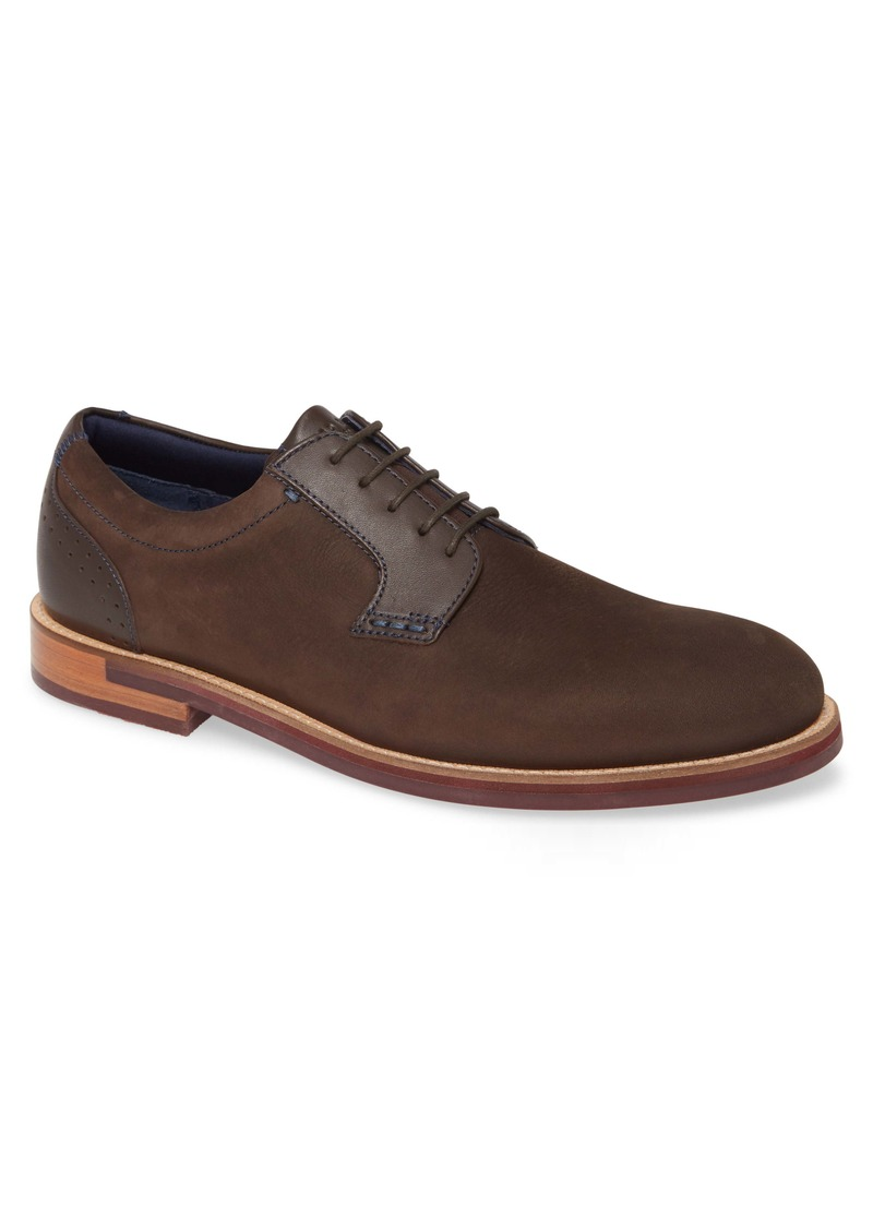 Ted Baker London Deekun Plain Toe Derby (Men)