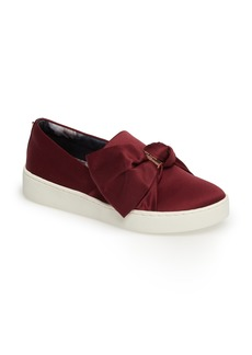 Ted Baker London Deyor Bow Slip-On Sneaker (Women)