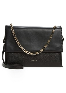 Ted Baker London Diaana Bar Leather Shoulder Bag