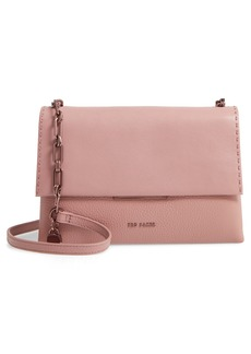 Ted Baker London Diilila Leather Crossbody Bag