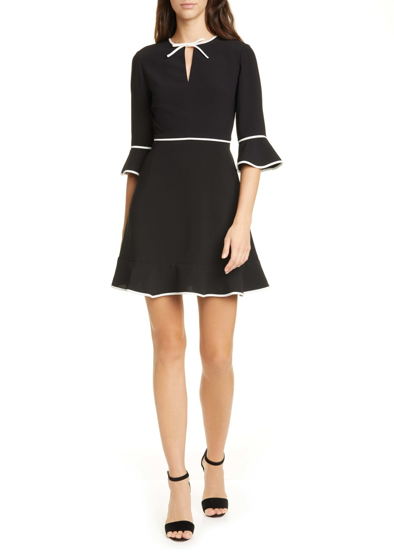 Ted Baker London Dindy Fit & Flare Dress