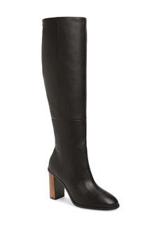 Ted Baker London Dolarel Knee High Boot (Women) (Wide Calf)