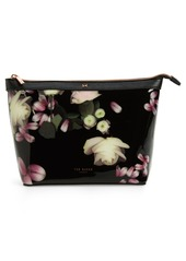 Ted Baker London Doreath Kensington Floral Print Large Pouch
