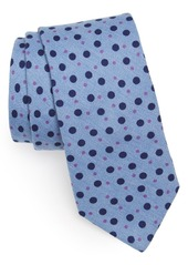 Ted Baker London Dot Cotton Tie