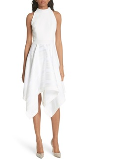 Ted Baker London Draped Fit & Flare Dress