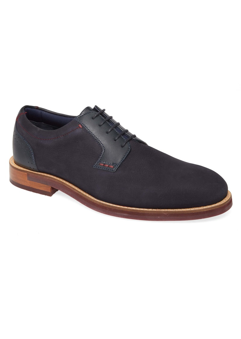 Ted Baker London Duglunn Plain Toe Derby (Men)