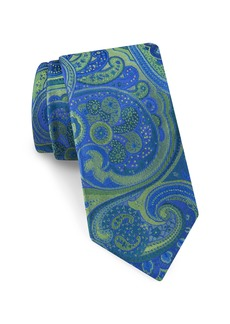 Ted Baker London Elegant Paisley Silk Tie