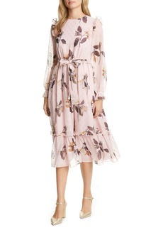 Ted Baker London Elektra Savanna Long Sleeve Dress