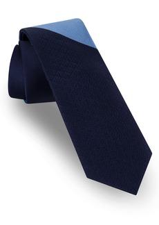 Ted Baker London Elephant Skinny Silk Tie