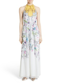 Ted Baker London Ellly Passion Flower Maxi Dress