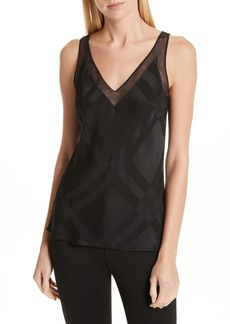 Ted Baker London Elten Mesh Trim Camisole