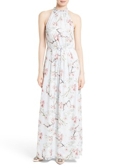 Ted Baker London Elynor Floral Print Maxi Dress