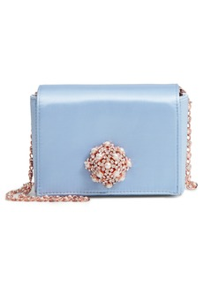 Ted Baker London Embellished Satin Evening Bag