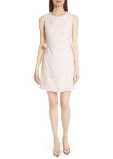 Ted Baker London Embellished Tunic Dress