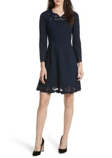 Ted Baker London Emey Fit & Flare Dress
