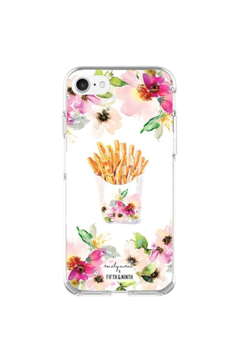 e0d2ce13f1584 Ted Baker London Emily Men X Fifth and Ninth Flowers   Fries Hard Shell  Phone Case