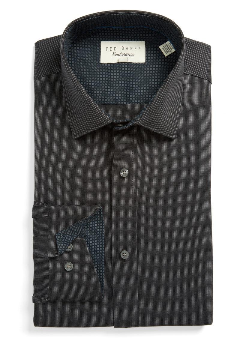 54a4d4a878d8 On Sale today! Ted Baker Ted Baker London Endurance Trim Fit Dress Shirt