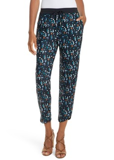Ted Baker London Esrig Print Jogger Pants