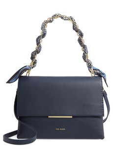 Ted Baker London Evangli Leather Shoulder Bag