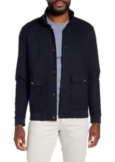 Ted Baker London Expreso Slim Flit Jacket