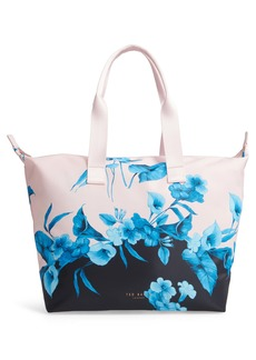 Ted Baker London Fantasia Foldaway Shopper Tote