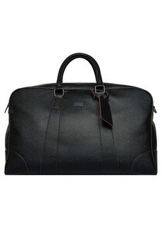 Ted Baker London Faux Leather Duffle Bag