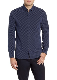 Ted Baker London Figtre Slim Fit Print Sport Shirt