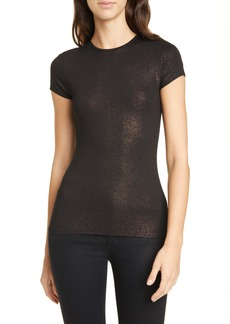 Ted Baker London Fitted Shimmer Tee