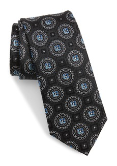 Ted Baker London Floral Medallion Silk Tie