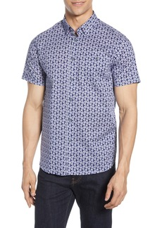 Ted Baker London Floral Print Sport Shirt